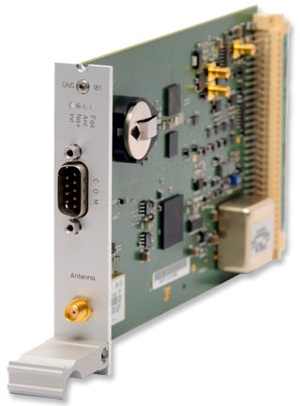 Módulo de reloj para sistemas GNSS