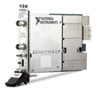 Osciloscopio modular en formato PXIe