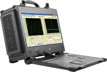 Grabador de señal portátil y rugerizado