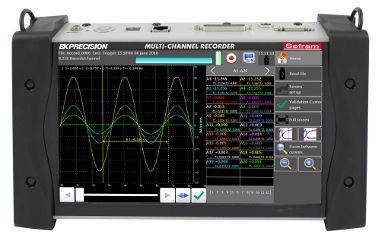 Medidor grabador multifunción