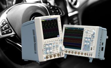 Osciloscopios con análisis de bus PSI5