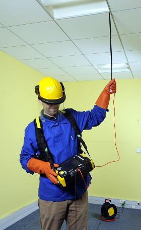 Controladores de instalaciones eléctricas