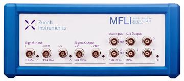 Amplificador de feedback Quad-PID