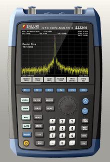 Analizadores de espectro de mano