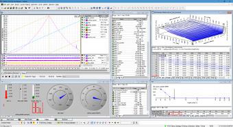 Software de calibración y adquisición de datos