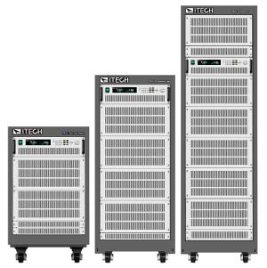 Cargas electrónicas de alto rendimiento