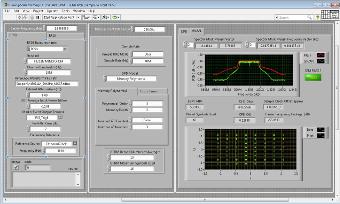 Software de medición para pruebas 4.5G y 5G