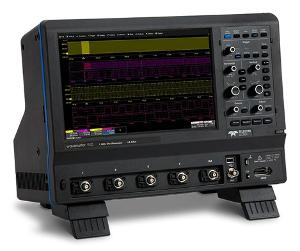 Osciloscopio de cuatro canales con 1 GHz