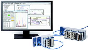 Chasis Ethernet multi ranura