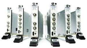 Instrumentos multicanal de señales mixtas