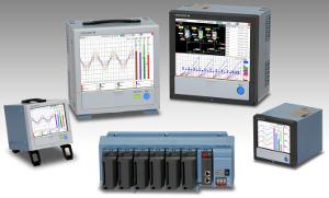 registradores modulares sin papel SMARTDAC+ GX/GP