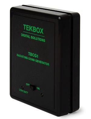 Generadores comb para test EMC