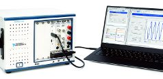 Control remoto para sistemas PXIe con Thunderbolt 3