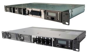 Sistema de alimentación DC con formato 1U