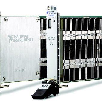 Arquitectura FlexRIO PXI con Xilinx Kintex UltraScale