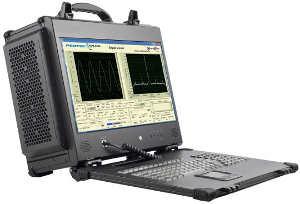 Grabador portátil con capacidad de captura 40 Gigabit Ethernet