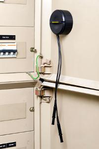 Enrollador de cables de instrumentos