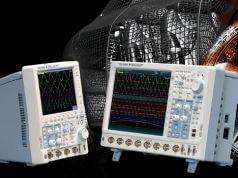 Osciloscopios con opción de análisis de bus serie CXPI