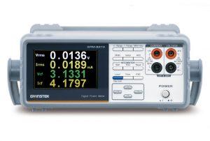 Medidor digital de potencia AC