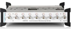 Plataforma para test de dispositivos 5G NR sub-6 GHz