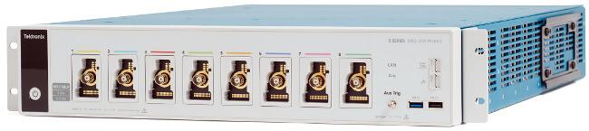 Osciloscopios MSO de bajo perfil