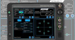 Estación base con capacidades de test