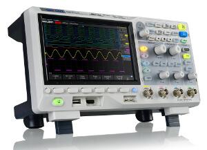 Osciloscopios con tecnología SPO de cuatro canales