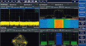 Firmware de análisis para tecnologías 5G NR