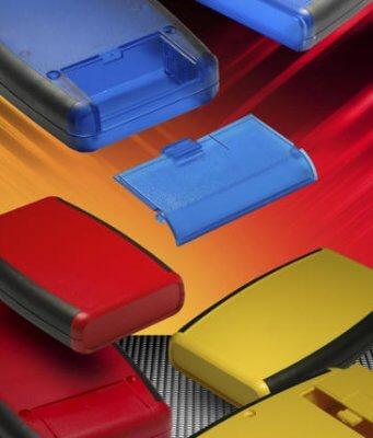 Cajas de mano para dispositivos electrónicos