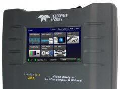 Sistema para pruebas de equipos audiovisuales