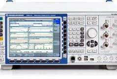 Tester de señalización WLAN para IEEE 802.11ax