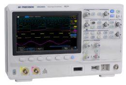 Osciloscopios digitales de bajo coste con señal mixta