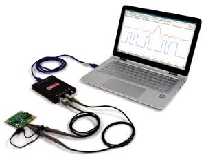 osciloscopio profesional de 20 MHz