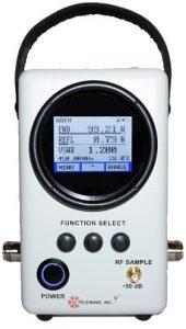 vatímetro digital RF