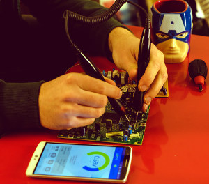 Multímetro Bluetooth fácil de usar