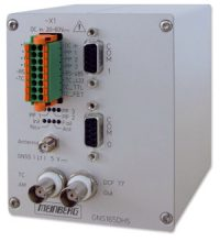 Receptor GNSS con generador de pulso y código de tiempo