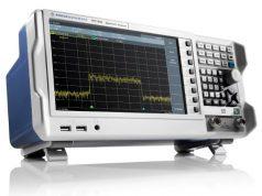 Analizador de espectro, red y generador de señal