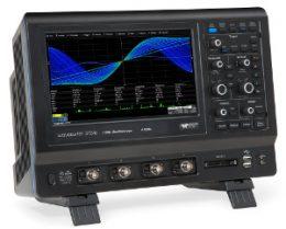 Osciloscopios de 100 MHz y 1 GHz