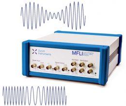 Amplificadores lock-in con modulación de amplitud y frecuencia
