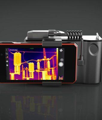 Cámaras térmicas basadas en Smartphones