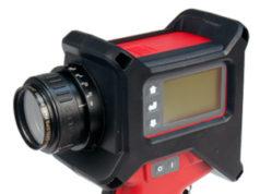 Cámaras térmicas con boroscopio infrarrojo