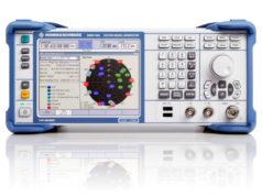 Comprobador para comunicaciones por radio de banda ancha