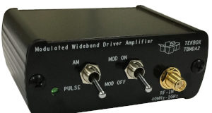 Amplificadores de potencia para radiofrecuencia