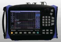 Analizador de cables y antenas portátil