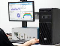 Analizador de señal con funcionalidad IQFlow
