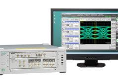 Osciloscopio para PAM4 de 53 GBd