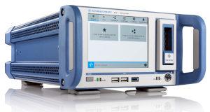 Registrador de datos I/Q de banda ancha