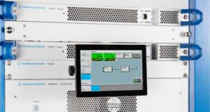 Transmisor UHF de media potencia