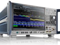 Analizador de señales de espectro