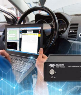 TDR portátiles de 10 y 15 GHz